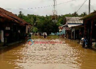 Banjir Bandang Kembali Merendam Wilayah Kalipucang