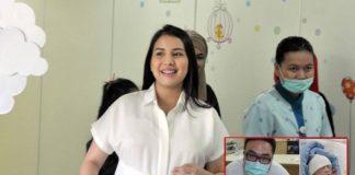 Cynthia Lamusu Melahirkan Kembar, Tya Ariestya Jadi Ibu ASI