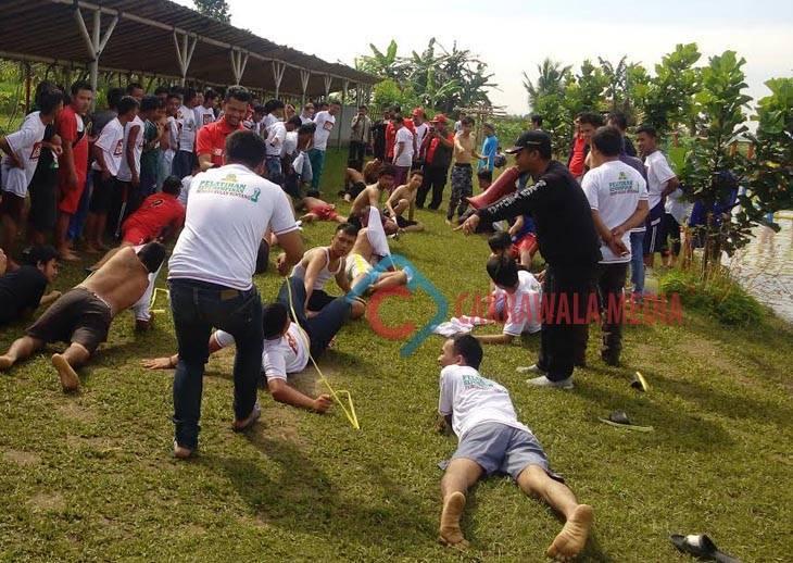 Kala Pemuda Bulan Bintang Kembali Mengokohkan Jaringan
