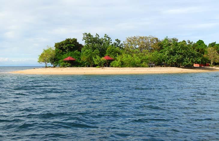 Pulau Widi Dijadikan Sebagai Pariwisata Masa Depan Halmahera