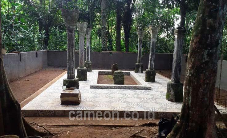 Situs Keramat Jangraga dan Kisah Pangeran Sutajaya