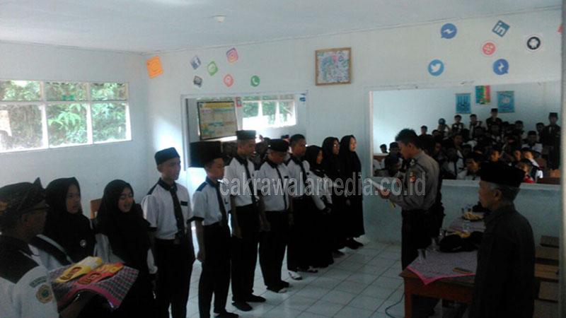 20 Polsis SMK Nashirul Huda Dilantik