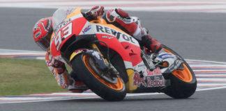 Start Pertama Diraih Marquez, Rossi Kedua