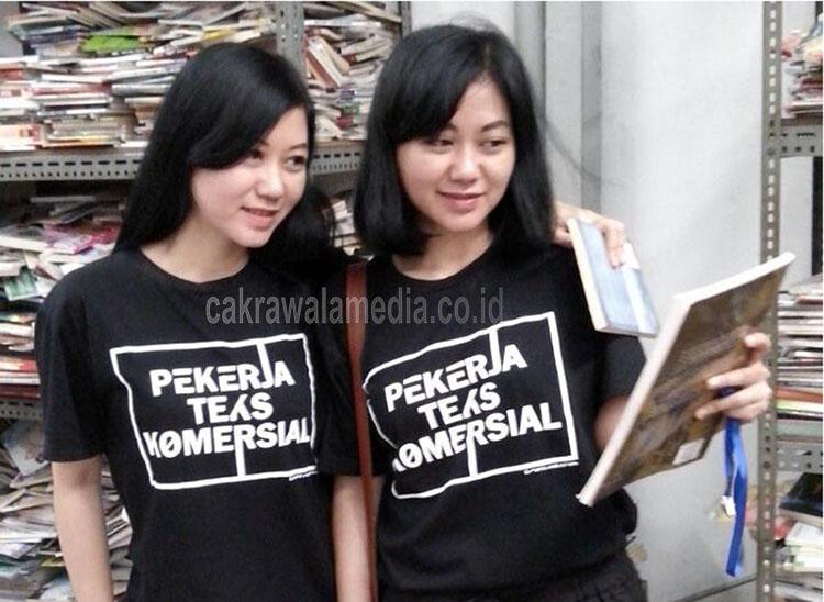 Eva-Evi Penulis Kembar Pertama di Indonesia