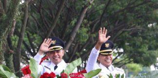 Hari ini, Ajay-Ngatiyana Resmi Menjadi Walikota dan Wakil Walikota Cimahi