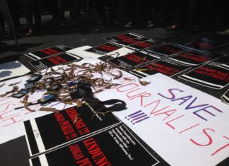 PWI KBB Serukan Stop Kekerasan Pada Wartawan