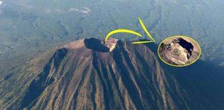 Gunung Agung Berstatus Awas, Terlihat Cahaya Api di Puncak