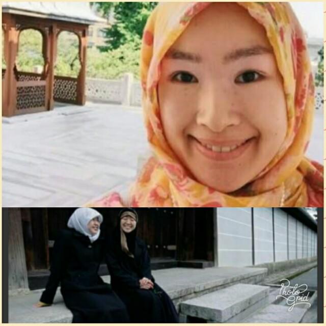 Kenapa Rinna Nose Tidak Bercermin Dari Muallaf Muslimah Jepang?