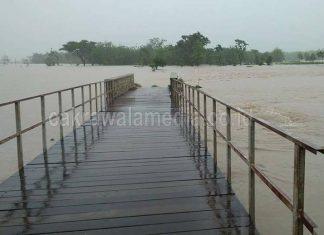 Tanah Longsor dan Banjir Bandang di Kabupaten Pacitan