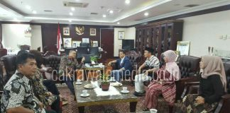 Inilah Langkah Deni Sagara Saat Bertemu dengan Ketua MPR dan Para Penggiat Budaya dan Lingkungan