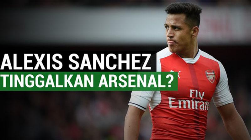 Sanchez ke Old Traford, United Tawarkan Henrikh Mkhitaryan