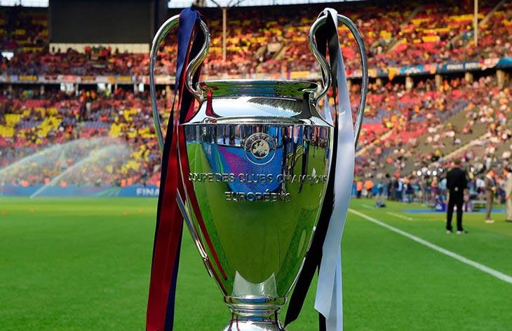 Jadwal Liga Champion Babak 16 Besar Leg 1