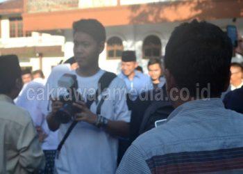 Photographer AHY Terkesan Arogan Terhadap Media