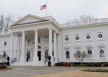 Seorang Pria Nekat Bunuh Diri di Depan Gedung Putih AS