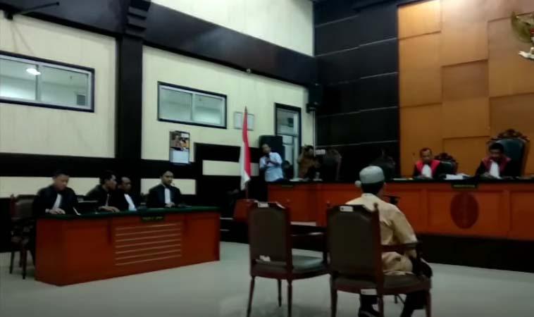 Terbukti Sebarkan Ujaran Kebencian, Jonru Dihukum 1 Tahun 6 Bulan Penjara