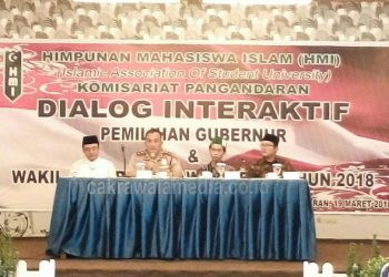 Tokoh Pemuda dan Agama di Pangandaran Menggelar Dialog Interaktif Jelang Pilgub Jabar
