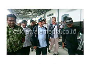 Ahmad Syaikhu Datangi Korban Puting Beliung Banjar