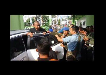 4 dari 12 pengeroyok TNI, Dibekuk Satgas Korem