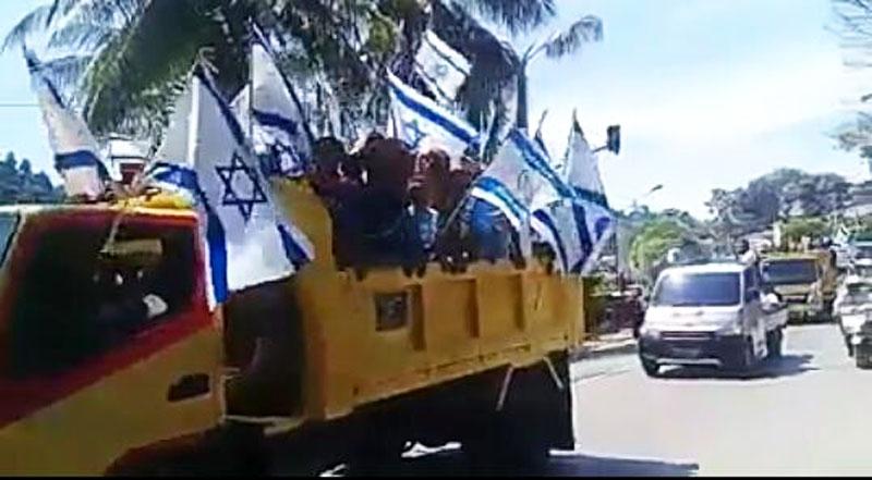 Teror Bendera Israel di Papua Dinilai Injak Martabat NKRI