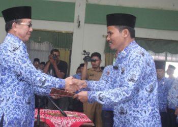 Sekda Kabupaten Tasik Tuntut Korpri Bekerja Lebih Praktis dan Dinamis