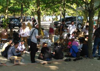 Jelang Ramadhan, Pemkab Pangandaran Gelar Munggahan Bersama Awak Media