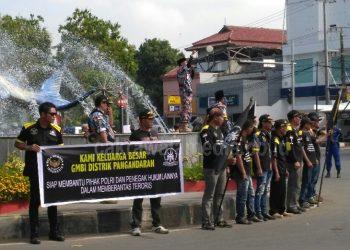 GMBI Distrik Pangandaran Kutuk Keras Terorisme di Indonesia