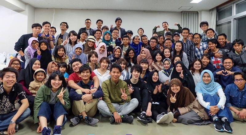 Mahasiswa Indonesia-Jepang Bentuk Organisasi PERMINA