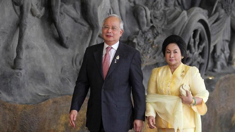 Kalah dalam Pemilu Malaysia, Najib Razak Curhat di Medsos