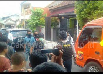 Tim Densus 88 Geledah Rumah Warga di Tasikmalaya Terduga Gerakan Terorisme