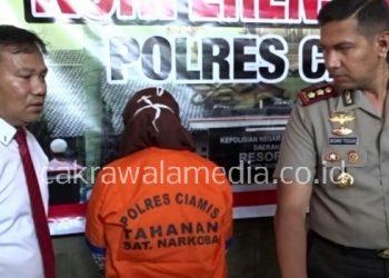 Nekat Jual Miras Oplosan, Seorang IRT di Ciamis Diciduk Polisi