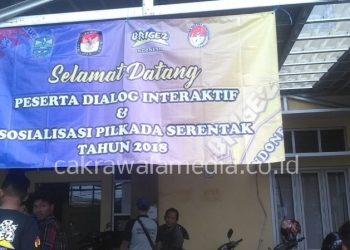 KPU Kota Banjar Gelar Dialog Interaktif Bersama OKP Brigez dan Geram