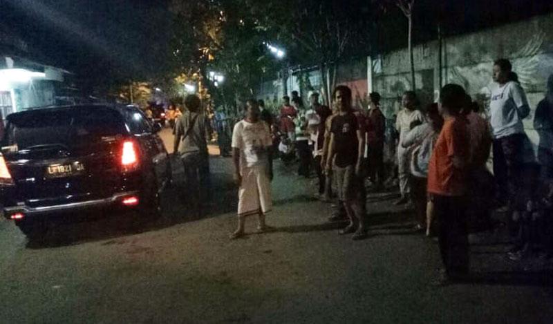 Diduga Satu Orang Tewas Akibat Ledakan di Sidoarjo