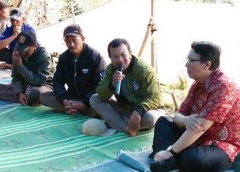 Doddy Imron Cholid Terima Aspirasi Warga Bandung Utara