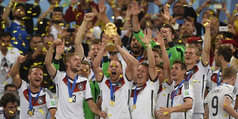 Giliran Jerman Kena Kutukan Piala Dunia