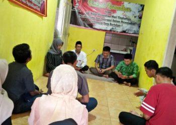 Gelar Diskusi Ramadan, GMNI : Mulailah Gerak Langkah Kita Berdasar Pancasila