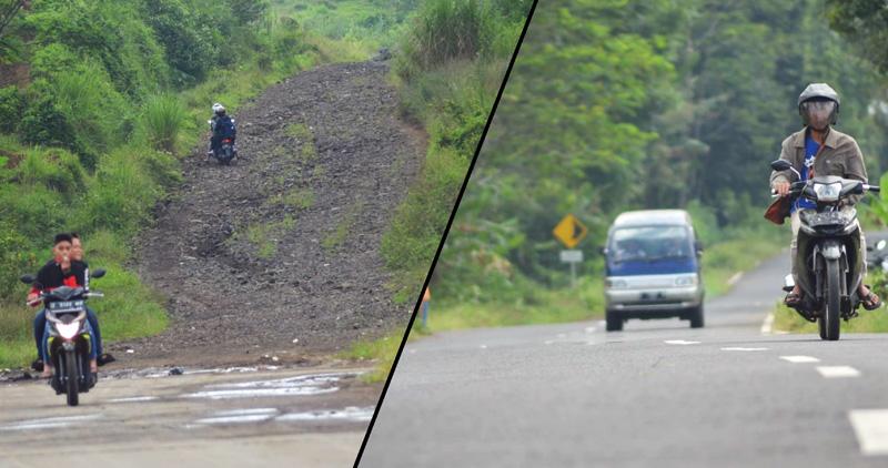 Jalan Cisinga Masih Tak Dijadikan Jalur Mudik, Rupanya Ini Alasan PUPR