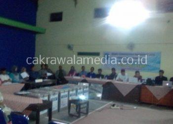 Pemerintah Desa Rejasari Gelar Pemilihan BPD Desa