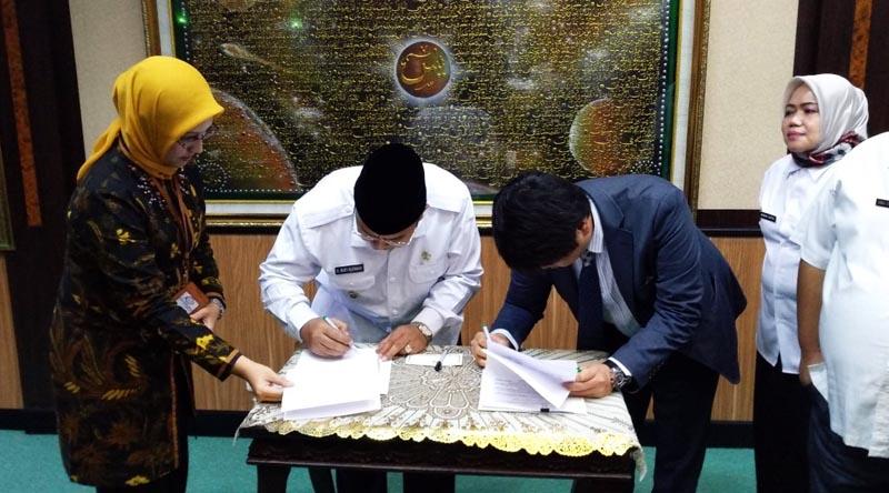 Deal, Kota Tasik Jalin Kerja Sama Tenaga Kerja dengan Negara Jepang