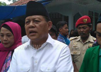 Kalah di Pilgub Jabar, Sudrajat Tetap Tepati Janjinya Rehab Masjid di Pangandaran