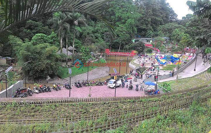 Teras Cikapundung, Destinasi Wisata Favorit Warga Bandung
