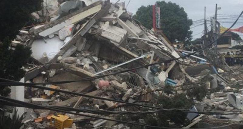 Ledakan Dahsyat Tabung Gas 50 Kg Gemparkan Warga Pondok