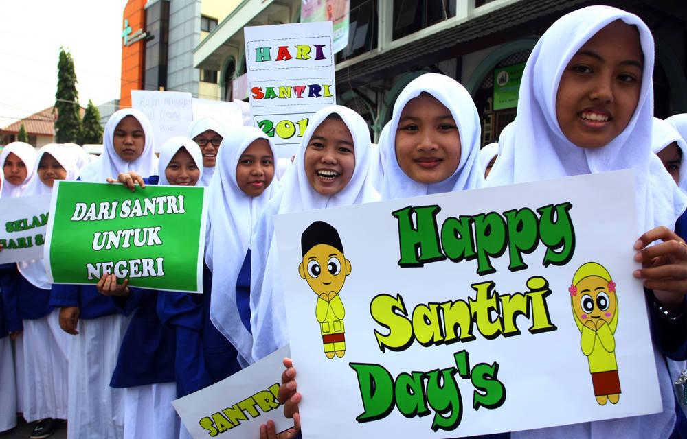 Selamat Hari Santri di Tasikmalaya