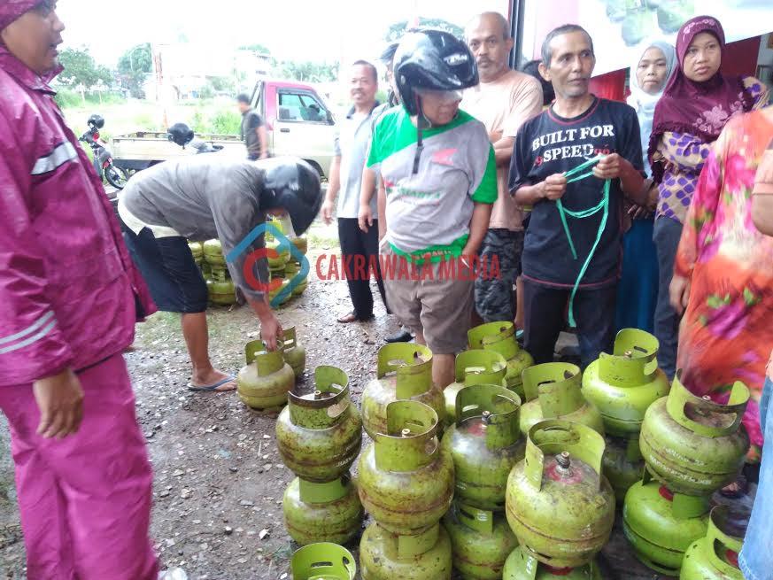 Diskopindagtan Kota Cimahi Gelar OPM Si Melon di Tiga Kelurahan