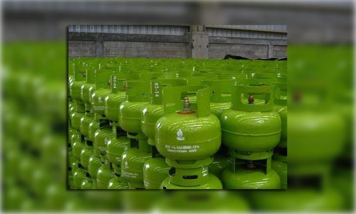 Kuota Ajuan Gas Tak Sesuai,Kota Cimahi Langka Gas LPG 3 Kg