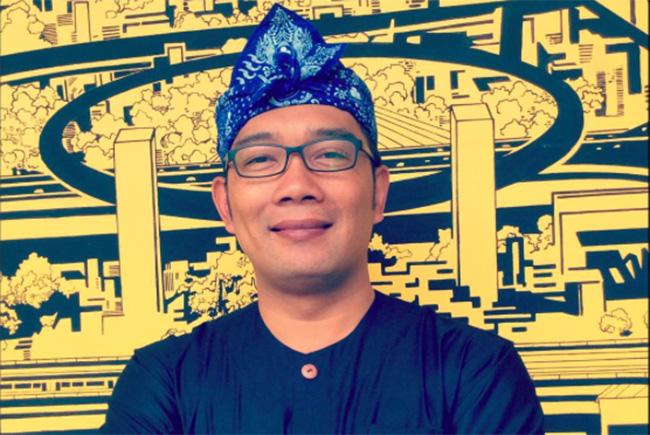 Ridwan Kamil Belum Tentukan Sikap Politik di PILGUB Jabar