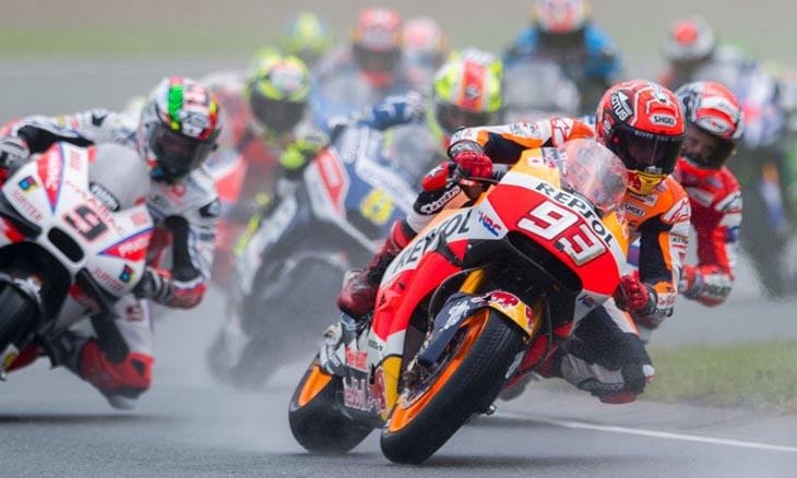 Persaingan MotoGP 2017 di Mata Marquez