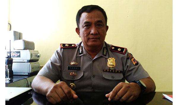 erkait Aksi 112, Kapolsek Pangandaran Nyatakan Tidak Ada Massa Bertolak ke Jakarta