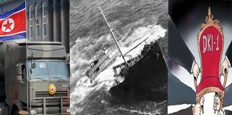 Anti-Klimaks Nuklir Korut dan Pilkada DKI, Klimaksnya Asmara Titanic