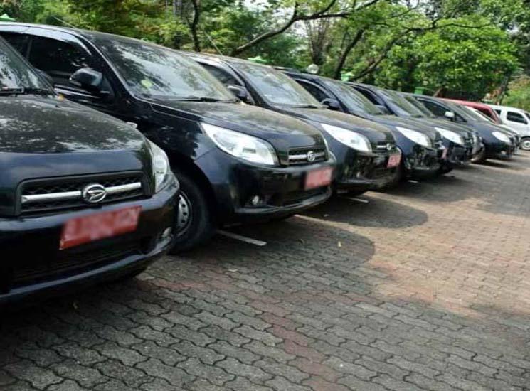 Minimalisir Penyalahgunaan, Setda Mahmud Rencanakan Pasang Logo Pemda Mobil Dinas