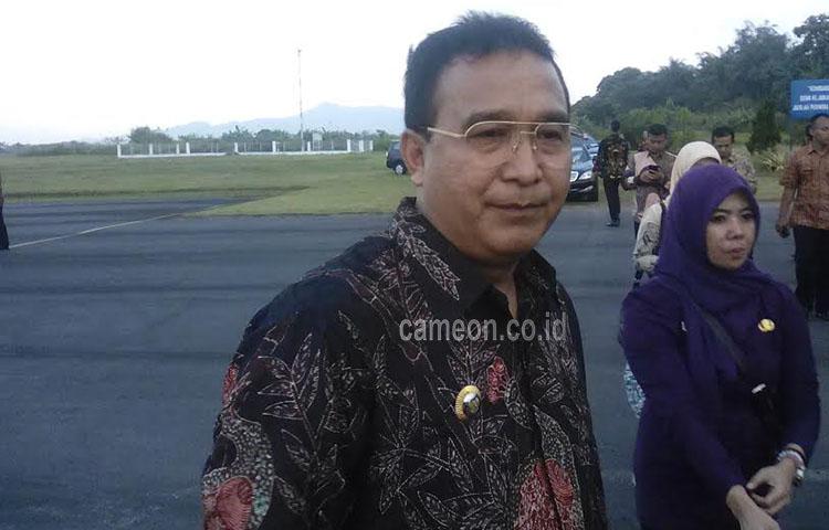 Budi: Hadirnya Bandara Komersial Akan Berdampak Pada Perkembangan Ekonomi